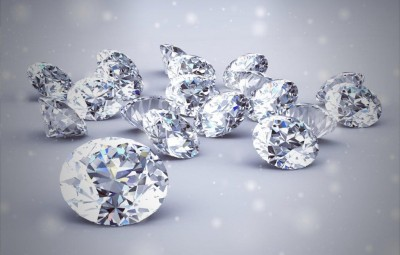 Diamonds detect cancer