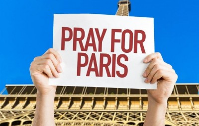 Marketers deal with Paris tragedy