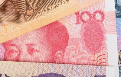 China's foreign exchange reserves shrink to 2012 levels