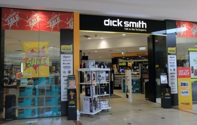 $1.8 million of TVs in Dick Smith fire sale