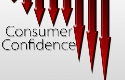 Consumer confidence sags