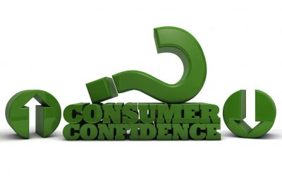 Consumer confidence dips