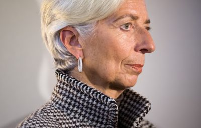 Lagarde says Brexit outcome will depend on policy makers