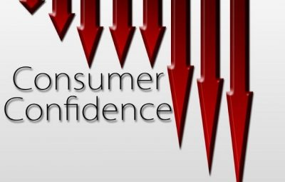 Consumer confidence falls as geopolitical and housing risks rise