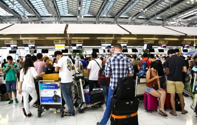 Strike action to cause airport and freight delays