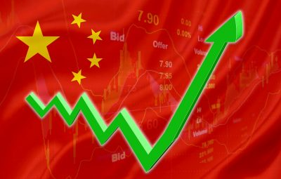 Data shows China's economy rebounding