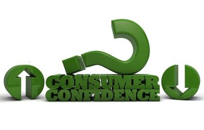 House prices drive jump in consumer confidence