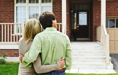 Decline in the number of first home buyers