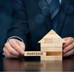 Mortgage arrears spike