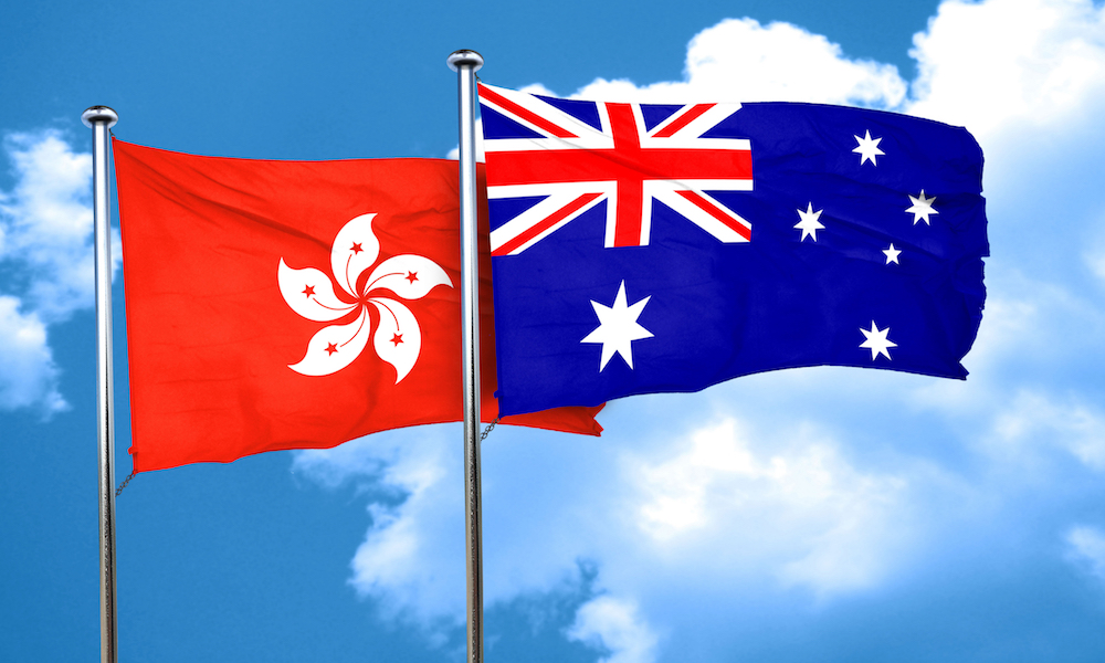 Bfm Australia Chases Free Trade Agreement With Hong Kong Bfm