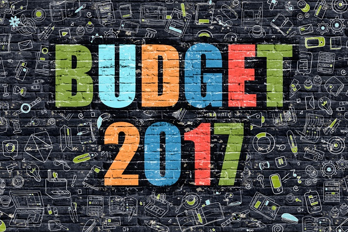 Budget has a tax hike and slugs banks