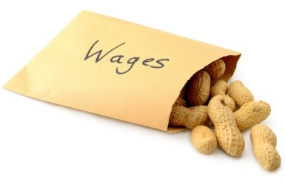 Wages growth stuck at record low of 1.9 per cent