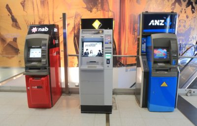 The Big Four dump ATM fees