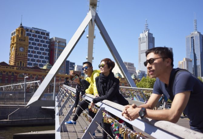 Chinese to drive Australia's tourism industry