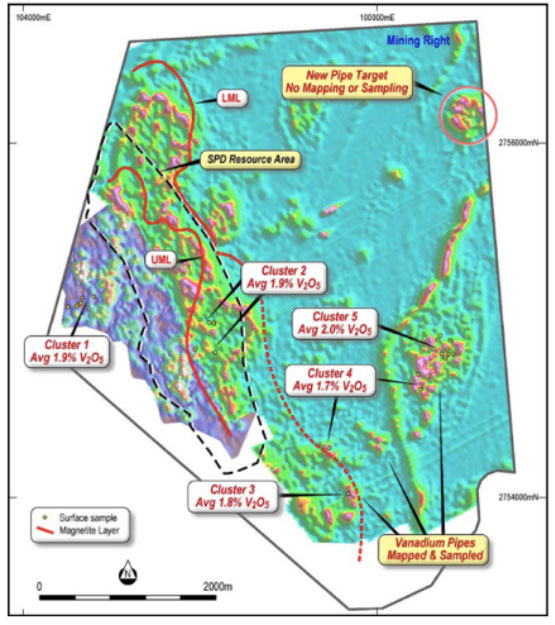 Tando Resources ramps up vanadium exploration